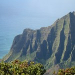 """Seaside Mountain"", Kauai, Hawaii, May 2006"